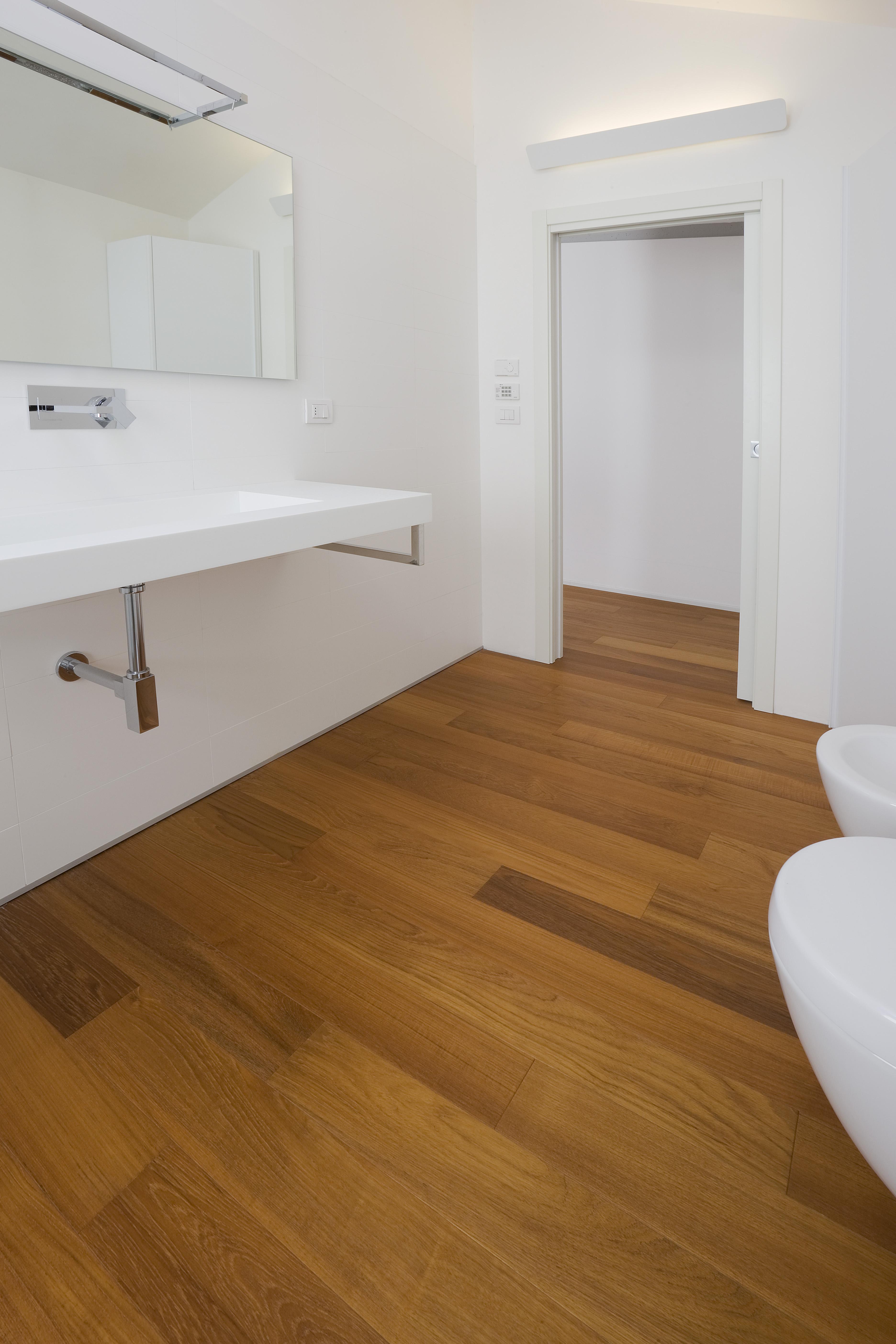 LIVING | Beretta Parquet | Essenza in legno
